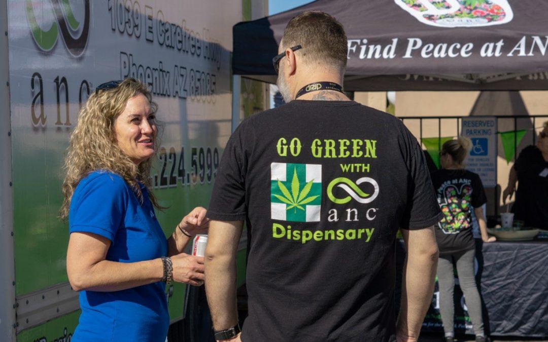 ANC Dispensary 1 Year Anniversary Celebration in Cave Creek, Arizona