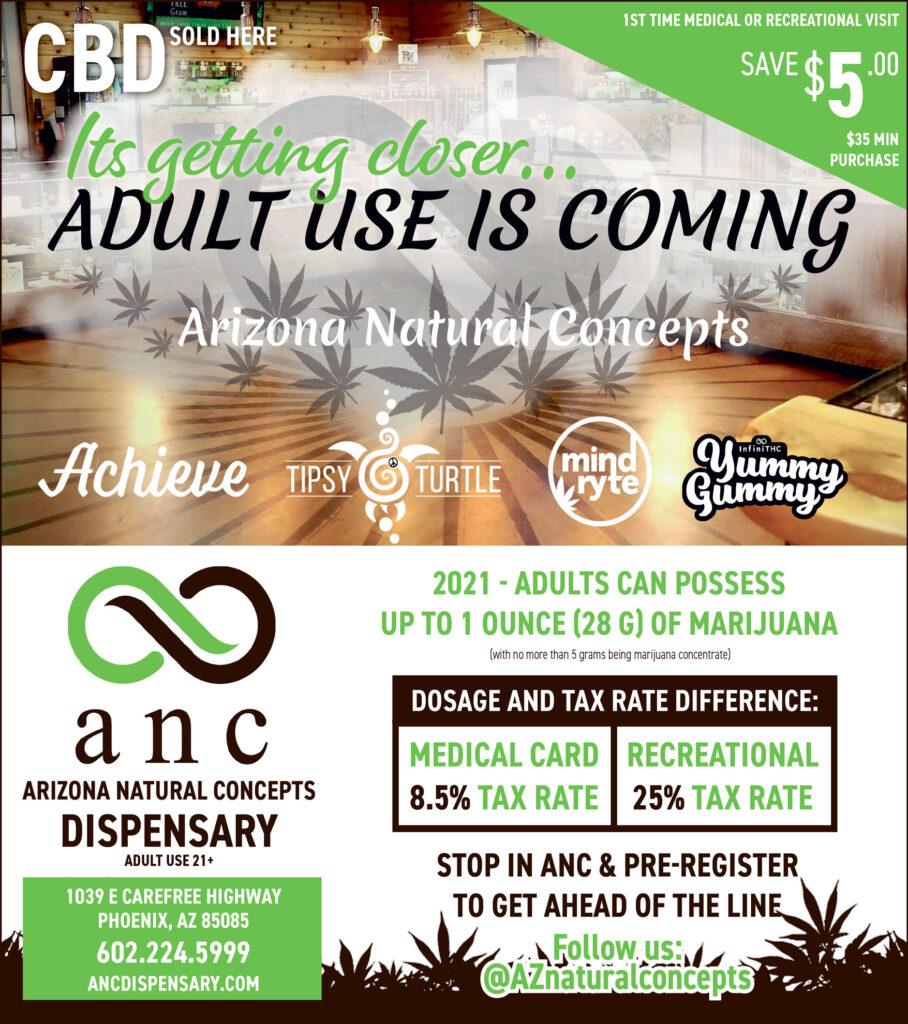 ANC Recreational Marijuana